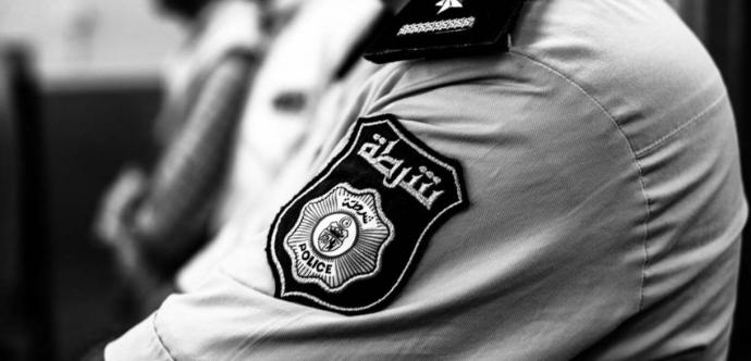 Police tunisienne