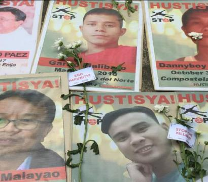 Homicides et impunité aux Philippines